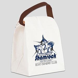 FTC LOGO BLUE Canvas Lunch Bag