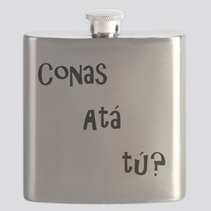 conas ata tu (how are you?) Flask