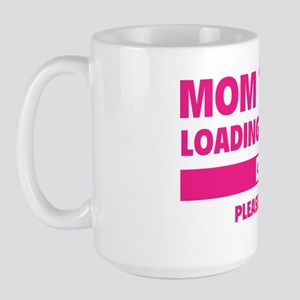LoadingMom1D Large Mug