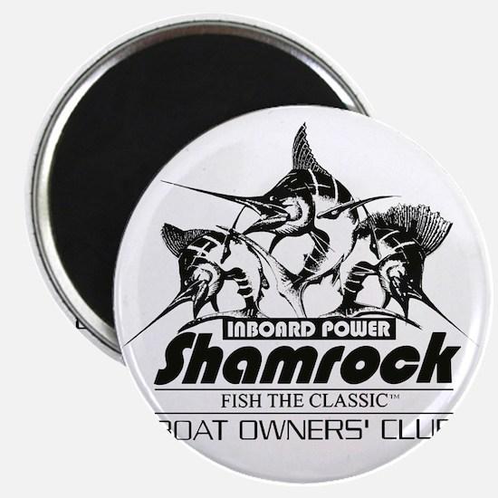 FTC LOGO BLACK Magnet