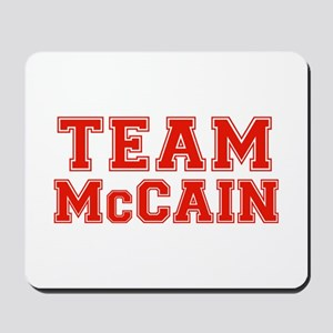Team McCain Mousepad