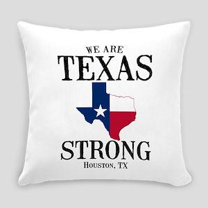 Houston TX Everyday Pillow
