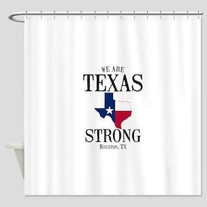 Houston TX Shower Curtain