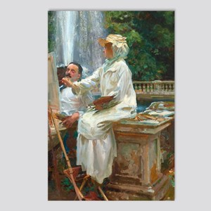 Sargent Postcards (Package of 8)