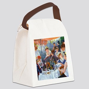 Shower Renoir Canvas Lunch Bag