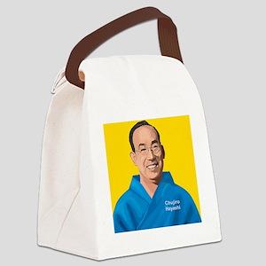 Chujiro Hayashi, Canvas Lunch Bag