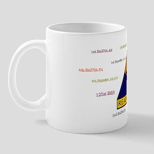 1st AR Div,old ironside Mug