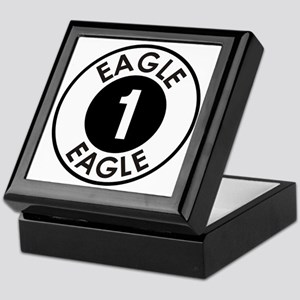Space: 1999 - Eagle 1 Logo Keepsake Box