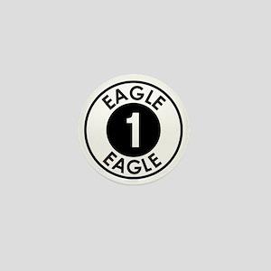 Space: 1999 - Eagle 1 Logo Mini Button