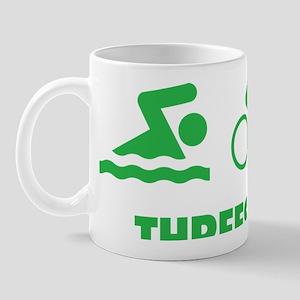 triaThreesome1D Mug