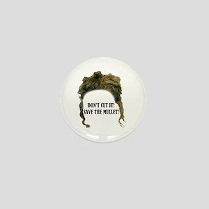 Mullet Mini Button