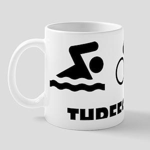 triaThreesome1A Mug