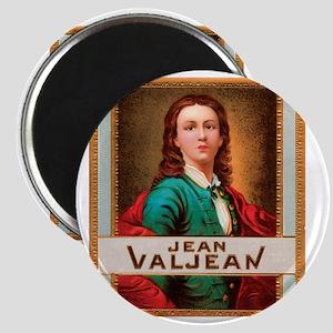 Jean Valjean Tobacco Label Magnet
