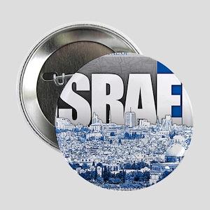 "Jerusalem, Israel 2.25"" Button"