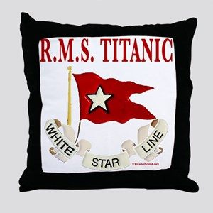 WSwithrope12x12TRANS Throw Pillow