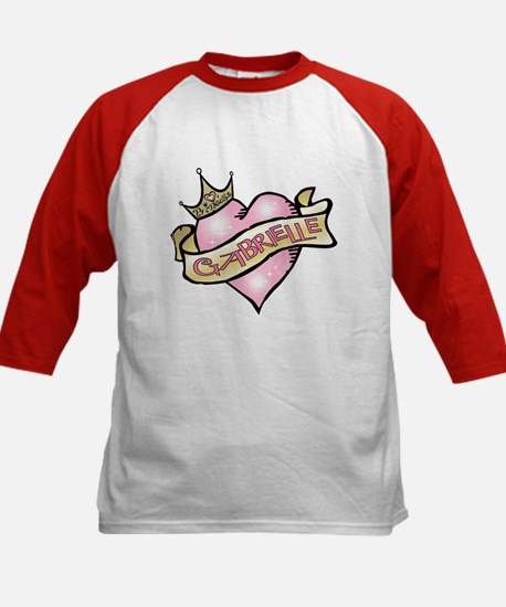 Sweetheart Gabrielle Custom Princess Tee
