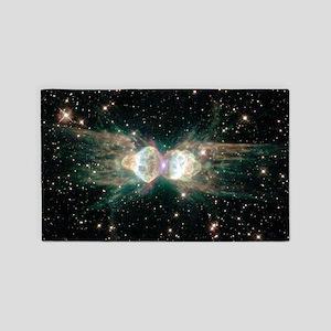 Hubble Image 3'x5' Area Rug
