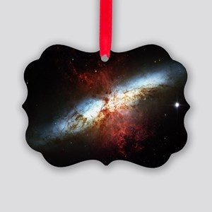 Hubble Image Picture Ornament
