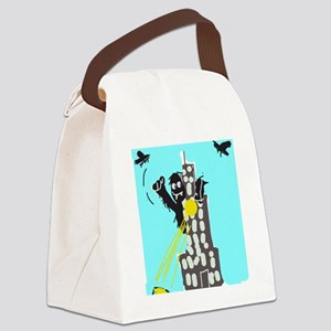 King Kong Canvas Lunch Bag