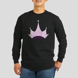 Queen (not Princess) Long Sleeve Dark T-Shirt