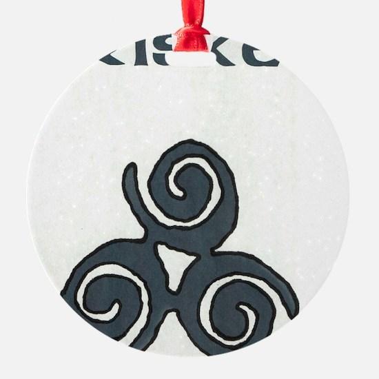 Triskele Ornament