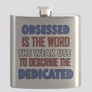Gym Sayings Flask