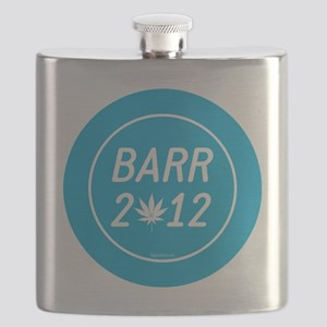 Barr 2012 Weed Flask