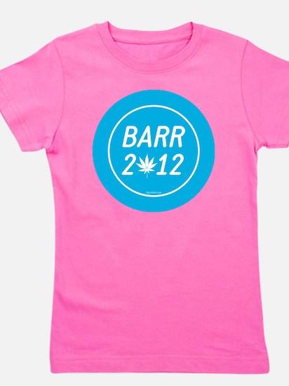 Barr 2012 Weed Girl's Tee