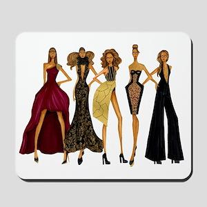 Group Divas Mousepad