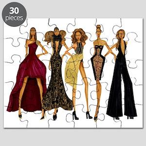 Group Divas Puzzle