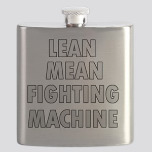 Cool Fitness Designs Flask