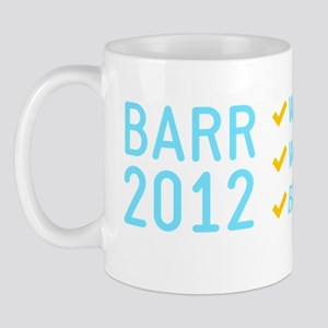 Roseanne Barr 2012 Mug