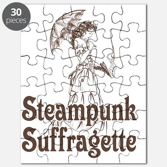 Steampunk Suffragette Puzzle