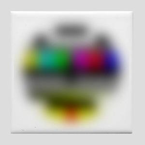 Blurred Tile Coaster