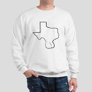 Texas Balls Sweatshirt