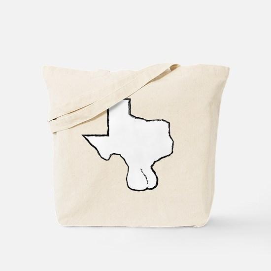 Texas Balls Tote Bag