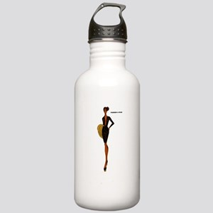 Fashion-i- Star Stainless Water Bottle 1.0L