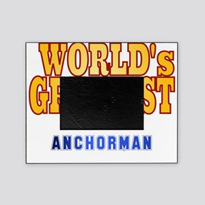 World's Greatest Anchorman Picture Frame