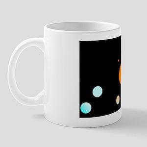Remebering Pluto Mug