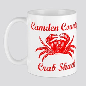 Camden Co. Crab Shack Mug