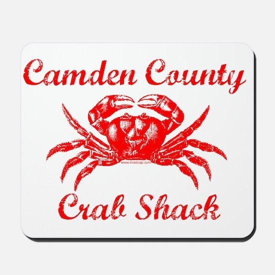 Camden Co. Crab Shack Mousepad