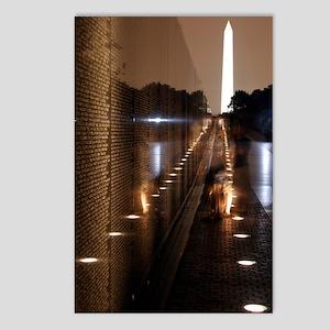 Vietnam Veterans Memorial Postcards (Package of 8)