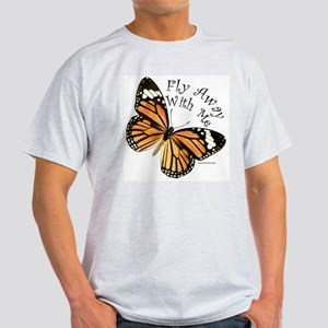 Monarch Butterfly Light T-Shirt