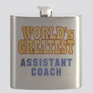 World's Greatest Assistant Coach Flask