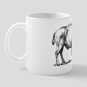 Buffalo/Bison Shirt Mug