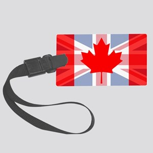 UK/Canada Large Luggage Tag