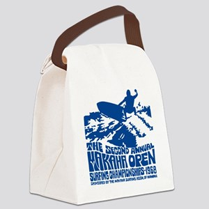 Makaha Surfing 1968 Canvas Lunch Bag
