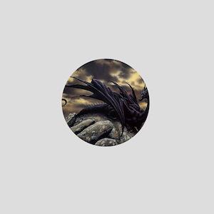 alex-dragon Mini Button