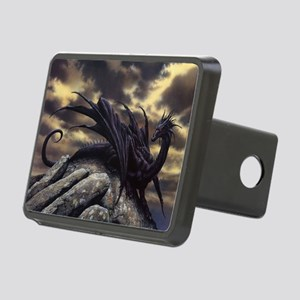 alex-dragon Rectangular Hitch Cover
