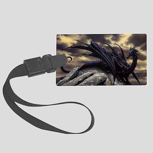 alex-dragon Large Luggage Tag